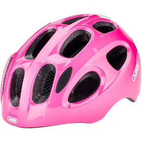 ABUS Youn-I Helmet Kids sparkling pink